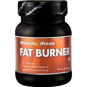 Muscleblaze Fat Burner 90 Veg. Capsules