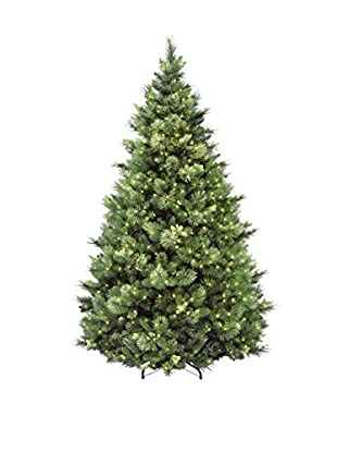 National Tree Company 7.5' Hinged Tree