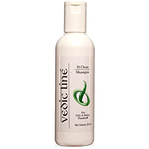 Vedic Line Shampoo - D Clean (200ml)