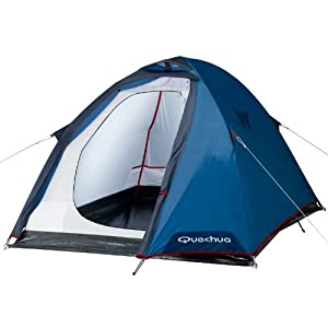 T2 tent (blue) hiking camping tents