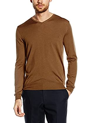 Caramelo Wollpullover