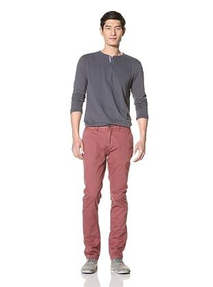 Just a Cheap Shirt Men's Slim Fit Chino (Henna)
