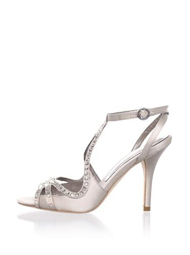 Bourne Women's Vivienne Slingback Sandal (Dove)