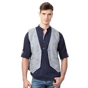 People Men's Regular Fit Outerwear