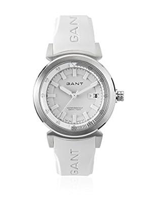 Gant Reloj con movimiento cuarzo japonés Bradley Sport Midsize W70362 Blanco 39 mm