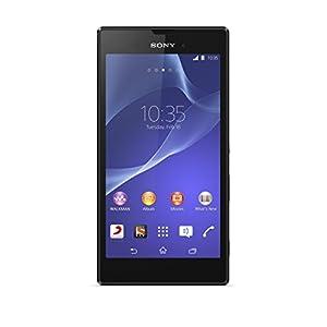 Sony Xperia T3 (Black, 8GB)