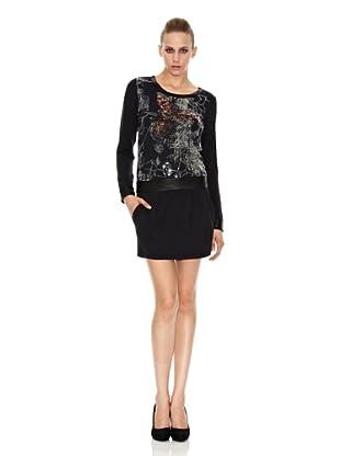 Sidecar Vestido Celia (Negro)