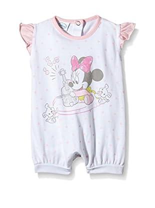 Fantasia Buzo Bebé Minnie Baby