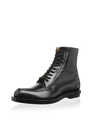 Gucci Men's Cap Toe Lace-Up Boot