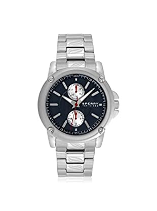 Sperry Men's 103527 Top-Sider Silver/Blue Stainless Steel Watch