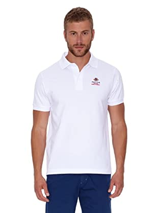 Polo Club Poloshirt Flagge