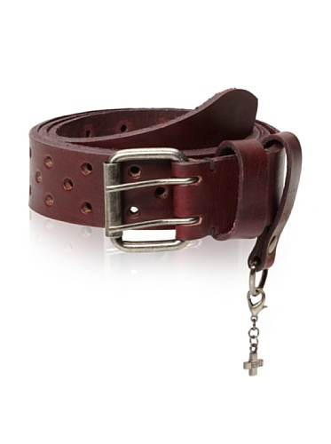 +Beryll Raw Men's Bullet Belt (Red)