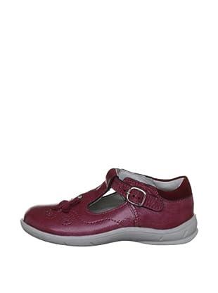 Ricosta Zapatos Wendy M Patent (Granate)