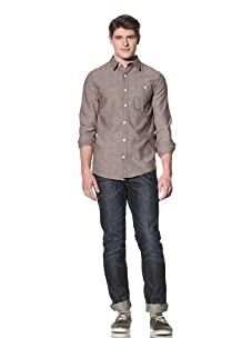 Penny Stock Men's The Worker Penny Shirt (Dirt)