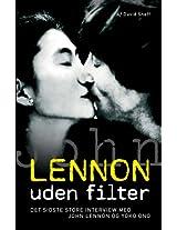 Lennon uden filter - Det sidste store interview med john Lennon og Yoko Ono
