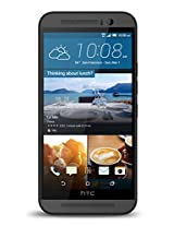HTC One M9 Factory Unlocked Cellphone with Camera, 4G Data Speed, GPS, and Expandable Memory - US Version with Warranty (Gunmetal Grey)