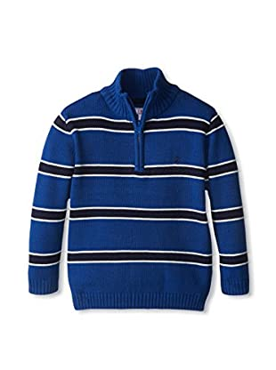 IZOD Boy's 1/4 Zip Sweater