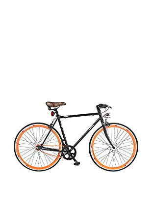 CICLI CLORIA MILANO Bicicleta Magenta Negro