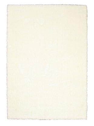 Labrador Shag Rug, White, 6' 7