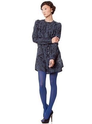 Custo Vestido Tetsu (Azul Marino)