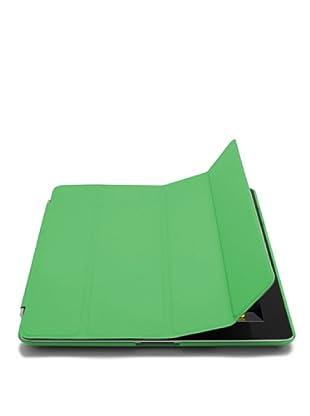 Unotec Funda Para iPad2/3/4, Protección Total Y Soporte Verde