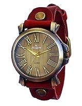 A Avon Analogue Gold Dial Women's Watch - 1002070