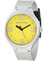 Activa By Invicta Unisex AA100-022 Watch with Silver Band