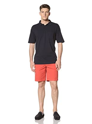 Cutter and Buck Men's Rainy Day Pique Polo (Aegean)