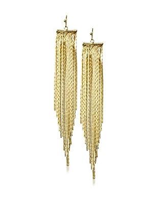 Jules Smith Bar Fringe Drop Earrings