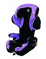 Kiddy Cruiserfix Pro Car Seat, Lavendar