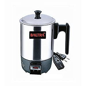 Baltra 1 Ltr Heating Cup 12 Cm Electric Kettle