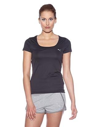 PUMA T-Shirt TP Tee (Schwarz)