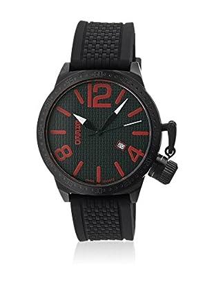 Breed Reloj con movimiento cuarzo suizo Brd5701 Negro 45  mm