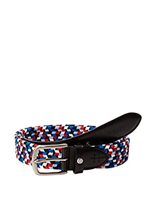 Hackett London Cinturón Multi Col Braided Belt