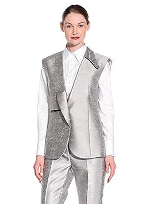 Costume National Chaleco tipo Abrigo