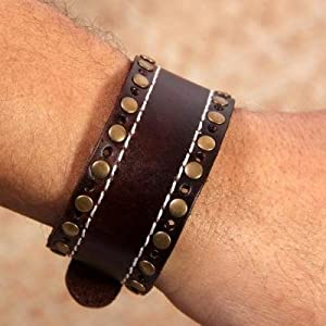 Stylish Brass Bracelet : Jewelry for Men