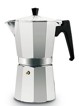 Supreminox Cafetera de aluminio 6 tazas