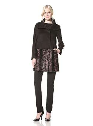 Tahari Women's Alma Jacket (Colt Brown)