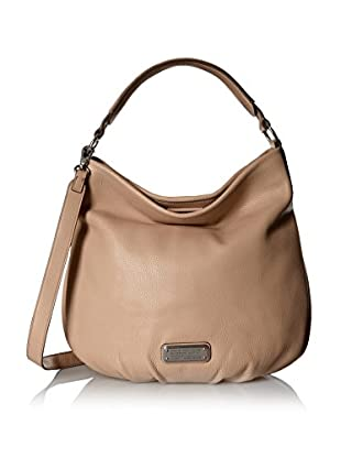 Marc by Marc Jacobs Women's Q Hillier Hobo, Cameo Nude