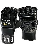 Everlast MMA Kickboxing Gloves Black