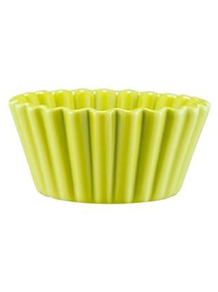 Lob Design Schüssel Cupcake limettengrün