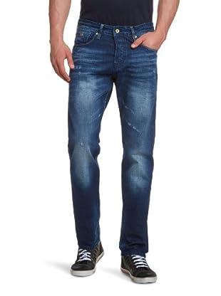 Scotch & Soda Jeans Snatch Souvenir (Denim Blue)