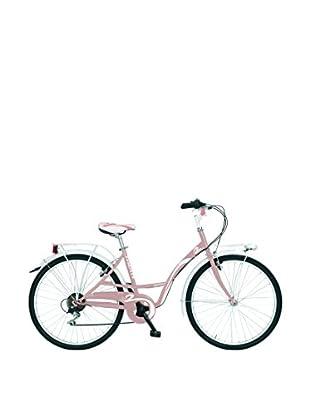 MBM Cicli Fahrrad City Bike Girl rosa