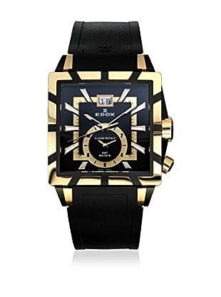EDOX Reloj de cuarzo Man 62002 357RN NIR 39 mm