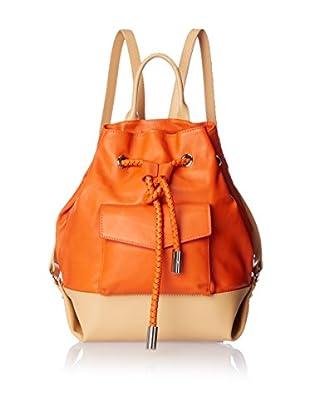 L.A.M.B. Women's Gracie Backpack, Orange