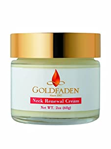 Goldfaden Firming Neck Cream, 2 oz