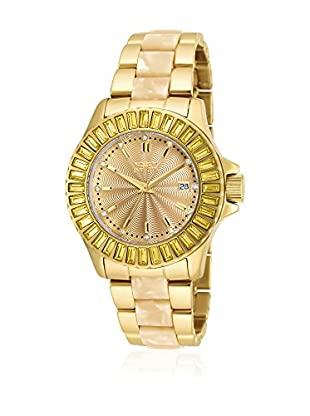 Invicta Watch Reloj de cuarzo Woman 17941 38 mm