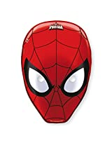 Marvel Ultimate Spiderman Die Cut Masks, Multi Color