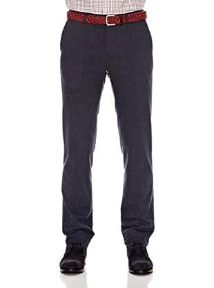 Cortefiel Pantalón Tailored (Azul)