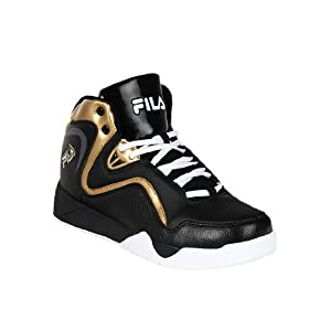 Gamerock Black Basketball Shoes